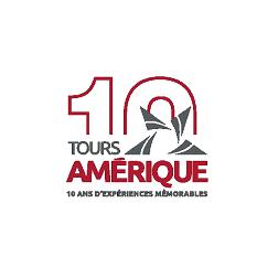 Tours Amérique célèbre son 10e anniversaire et ajoute 10 nouveaux forfaits au Québec