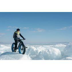 Le vélo d'hiver: un attrait touristique et urbain