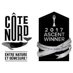 Tourisme Côte-Nord remporte un prix pour sa campagne «À couper le souffle»!