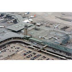 À combien d'aéroports européens Montréal-Trudeau est-il relié par vol direct?