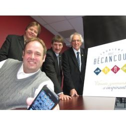 Bécancour lance une application immersive