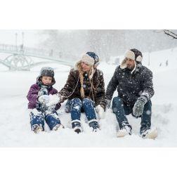 Chaire de tourisme Transat: Analyse - Vitaliser les espaces extérieurs en hiver