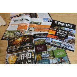 Premier numéro du Magazine Tourisme Région de Thetford