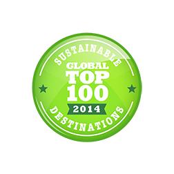 Les 100 destinations les plus vertes au monde