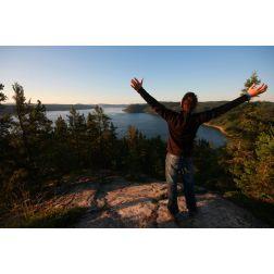Enquête sur l'indice WOW - Expérience visiteurs Saguenay–Lac-Saint-Jean