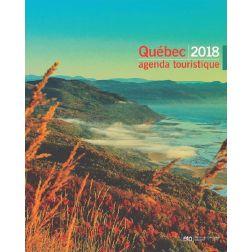 Spécial prévente - Agenda touristique du Québec 2018