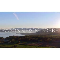 L'automne à vol d'oiseau dans Charlevoix