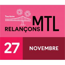RELANÇONS MONTRÉAL - Forum stratégique le 27 novembre à partir de 8 h