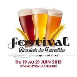 Festival Brassicole des Laurentides - Première édition en juin 2015