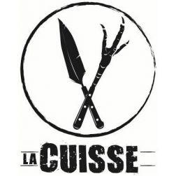 La Cuisse - Une nouvelle entreprise pour déguster des pilons de dinde primitifs !