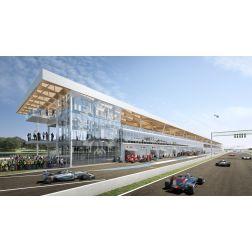 Réfection circuit Gilles-Villeneuve: budget de 48 M$