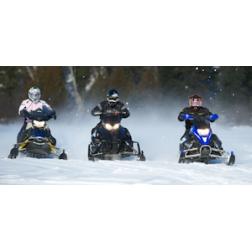 Publicité de 150000 $ pour les motoneigistes