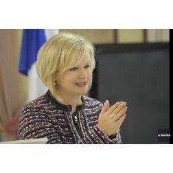 Mme Julie Boulet célèbre les 151 M$ de retombées économiques du tourisme d'affaires