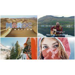 Best Of Vidéo et Tourisme (Automne 2017)