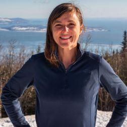NOMINATION: Massif de Charlevoix - Julie Tardif