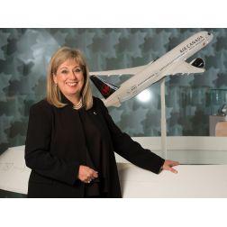 NOMINATION: Vacances Air Canada - Lucie Guillemette