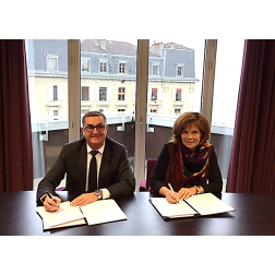 Signature de deux ententes internationales pour l'ITHQ
