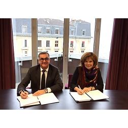 Signature de deux ententes internationales pour l'ITHQ