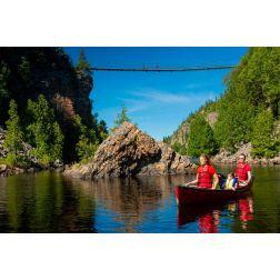 Sépaq: parc national d'Aiguebelle : 677 000 $