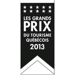Finalistes des Grands Prix du tourisme québéçois 2013