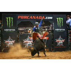 Le PBR CANADA MONSTER ENERGY TOUR au Centre Vidéotron