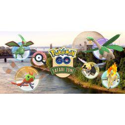 Tourisme Montréal et Niantic annoncent la venue du festival Pokémon GO Safari Zone à Montréal