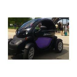 Suite Novotel prête des voitures électriques