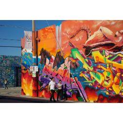 Tourisme: Miami, une galerie à ciel ouvert