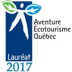 Les finalistes aux Prix Excellence 2017 d'Aventure Écotourisme Québec