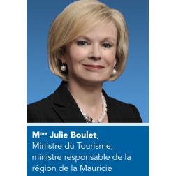 Les Midis-RÉMI - Festivals et événements: constats et vision avec la ministre Julie Boulet - le 3 novembre