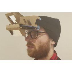 Des lunettes de réalité augmentée à 17$... plutôt que 1000$