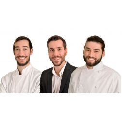 Trois diplômés de l'ITHQ se distinguent et remportent les bourses Grands Chefs Relais & Châteaux