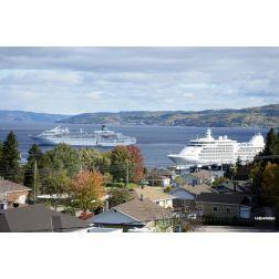 Six millions pour les croisières dans Saguenay