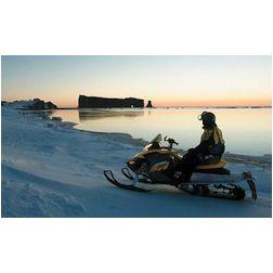Le manque de neige en Gaspésie coute cher aux hôteliers
