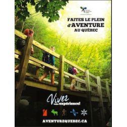 Faites le plein d'aventure au Québec avec Aventure Écotourisme Québec