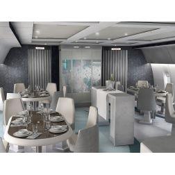 Crystal Cruise: des croisières de luxe dans le ciel
