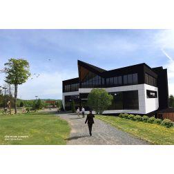 Le nouveau Centre des congrès Mont-Sainte-Anne ouvre ses portes le 22 juin 2019