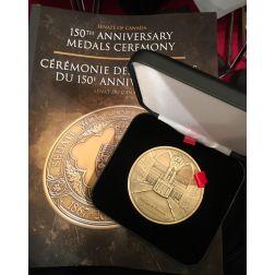 Le Festi Jazz honoré d'une médaille du 150e anniversaire au Sénat du Canada