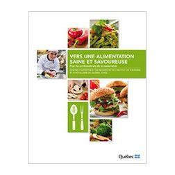 Premier manuel québécois destiné aux professionnels de la restauration