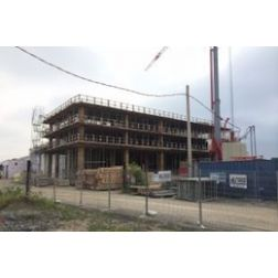 Le chantier de l'hôtel Unique à Drummondville a été vendu