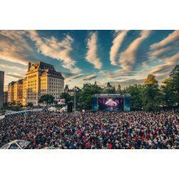 1,4 M $ accordé au Festival d'été de Québec