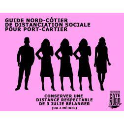 Personnalités marquantes de 2020: La gang de Tourisme Côte-Nord pour ses campagnes marketing