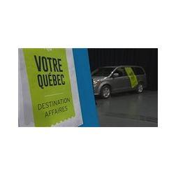 Québec destination d'affaires