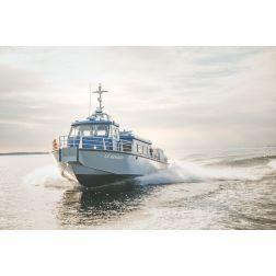 Société Duvetnor: Le Renard, un nouveau navire dans le BSL