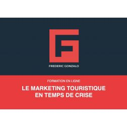 Webinaire: Le marketing numérique à l'ère de la Covid-19 par Frédéric Gonzalo de 10h à 11h aujourd'hui 20 mars