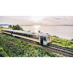 Entente entre VIA Rail et Le Train de Charlevoix