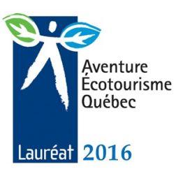 Les Prix Excellence 2016 -Tourisme d'aventure