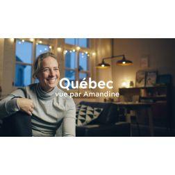 Québec vue par une chef culinaire française - une nouvelle campagne publicitaire