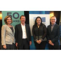 Partenariat entre le Cégep de Jonquière et l'THQ: Gestion d'un établissement de restauration