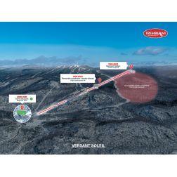 Nouveau sommet à Tremblant : «Timber», une nouvelle zone...